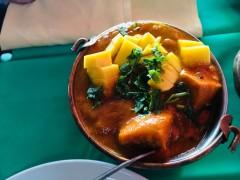 ビーチリゾートのファンティエット(ムイネー)にある本格インド料理店