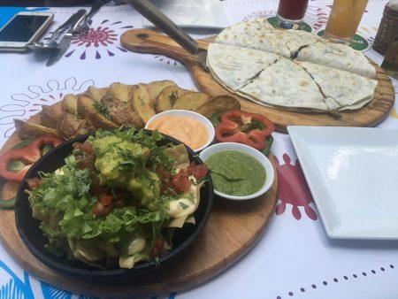 ベトナム ホーチミン メキシカン料理 リコタコ