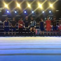 日越交流戦!白熱のボクシング大会(ベトナム・ホーチミン)