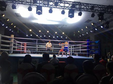 ベトナム ボクシング サムライボクシング SAMURAI FIGHT vol.2