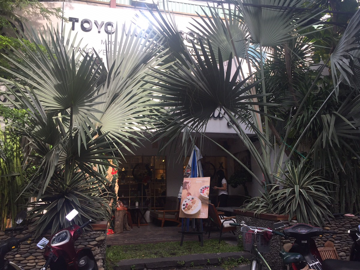 ベトナム ホーチミン チャンチャマヨ Chanchamayo Coffee カフェ