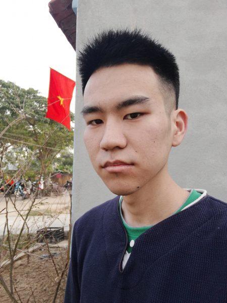 ベトナム北部 サムソン市での散髪体験 ホームステイ