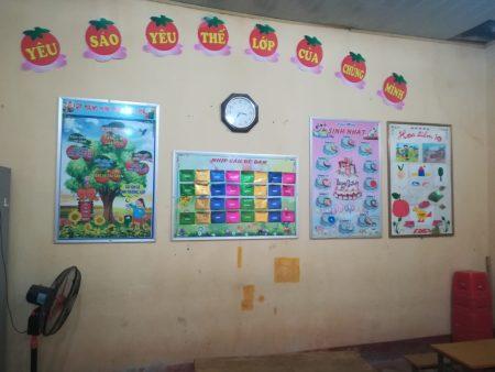 ベトナム北部 サムソン市 小学校 レポ
