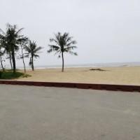 冬のサムソンビーチと都市計画