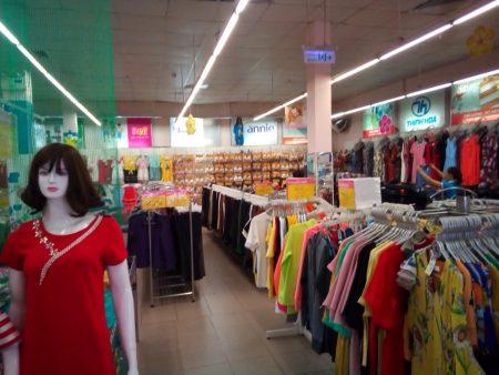 ベトナム ホーチミン スーパー 買い物 お土産 コープマート(Co-op Mart)