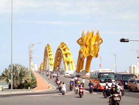 ベトナム ダナン 名物 ミー・クワン Mì Quảng 猫 Bún Bà Hoàn
