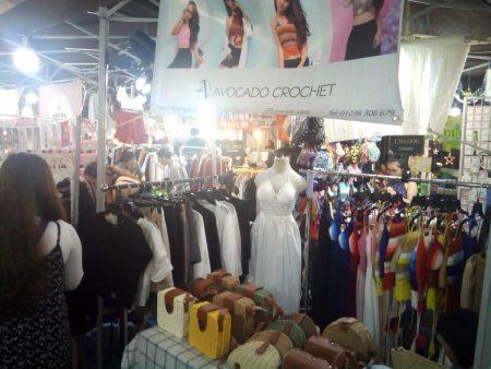 ベトナム ホーチミン フリーマーケット ナイトマーケット Weekend Market