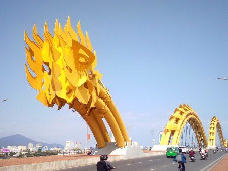 ベトナム ダナン 龍橋 ロン橋(Cầu Rồng)