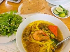 朝食におすすめ!ベトナム麺料理・ミークワン(Mi Quang)ってなに?