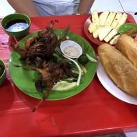 ベトナム・ホーチミン隠れ名物料理のウズラ料理人気店のご紹介