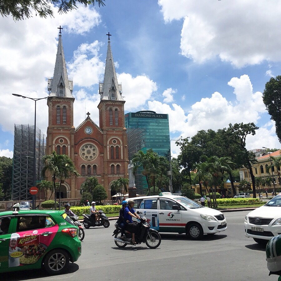 ベトナム 就職 多国籍 転職 ハノイ ホーチミン