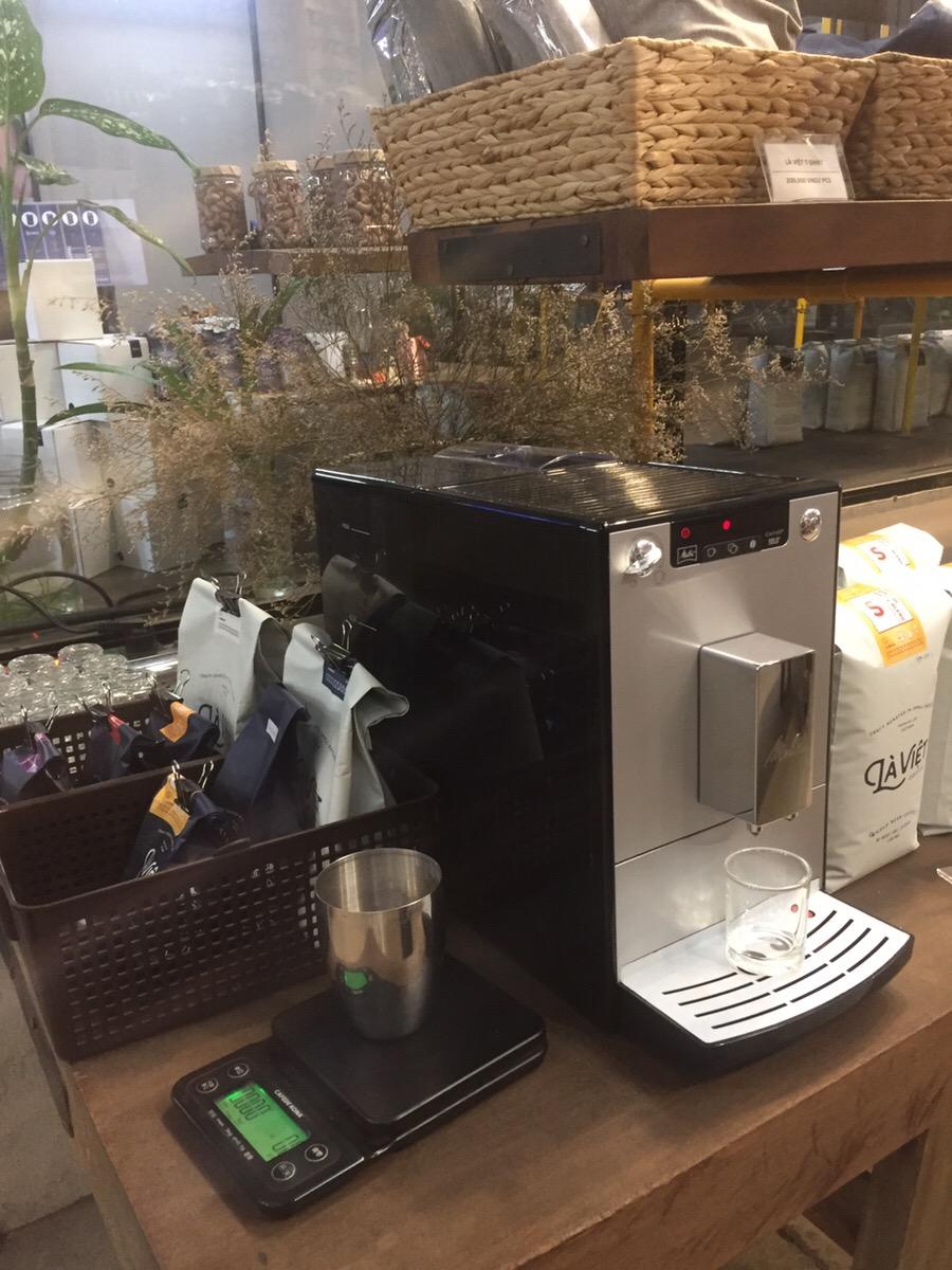ベトナム ダラット コーヒー カフェ LaViet