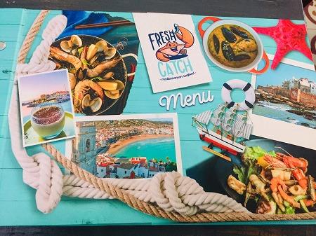 ベトナム ホーチミン レストラン 地中海料理 Fresh Catch