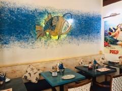ホーチミンの隠れ家 地中海料理レストランのご紹介