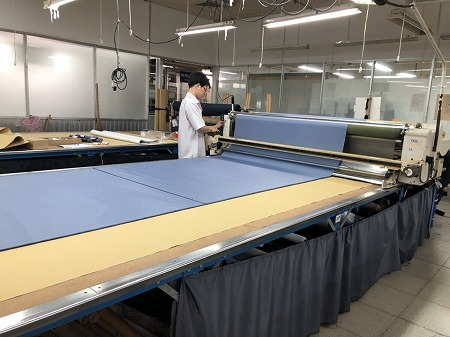 ベトナム 縫製工場 ユニマックスサイゴン