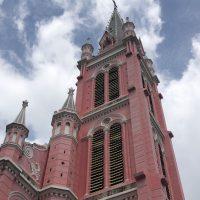 SNSで話題!ベトナム・ホーチミンのピンクのカトリック教会『タンディン教会』をご紹介☆ おすすめの撮り方も!