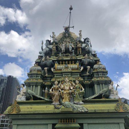 ベトナム ホーチミン ヒンドゥー教文化 Sri Thenday Yuttha Pani