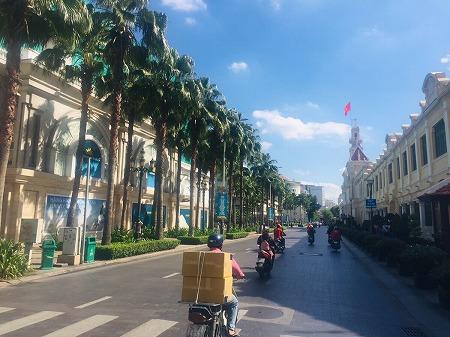 ベトナム ホーチミン 治安 交通状況