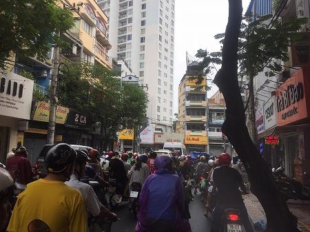 ベトナム ホーチミン Haze 空気