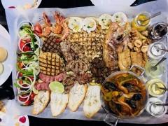 予約必須!ニャチャンで有名なギリシャ料理店(MIX)