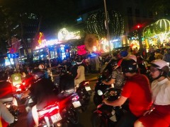 ベトナム・ホーチミンの気になる治安について(番外編1・交通状況)