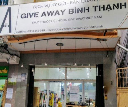 ベトナム ホーチミン 古着屋 Give Away Binh Thanh