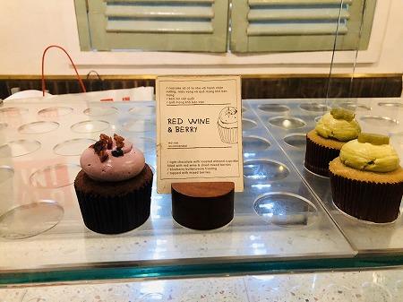ベトナム ホーチミン カップケーキ 専門店 Pacey Cupcakes