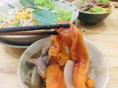 ベトナム ホーチミン フォー Phở Hai Thiền フォー専門店