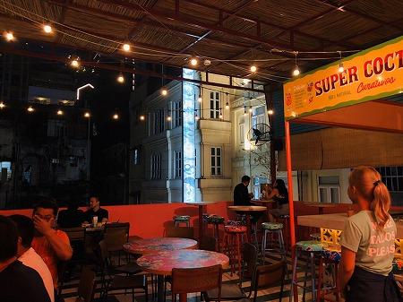 ベトナム ホーチミン メキシカンレストラン BANDIDO SAIGON