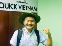 ベトナムで働こう!クイックベトナムインターンシップ生 募集中!