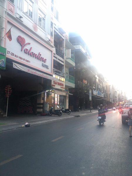 ベトナム ホーチミン 外出制限 市内の様子
