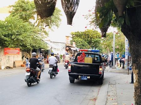 ベトナム ホーチミン ヘルメット Andes HELMET