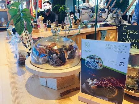 ベトナム ホーチミン パン屋 Sharon artisan bakery