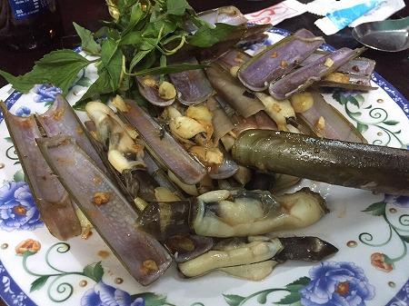ベトナム ホーチミン ニャチャン 海鮮料理店 GIO BIEN