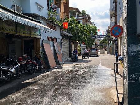 ベトナム ホーチミン ひったくり 事例