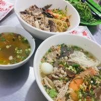 ベトナム麺料理フーティウの名店を訪ねてみた ~Hủ Tiếu Nam Vang Thành Đạt~
