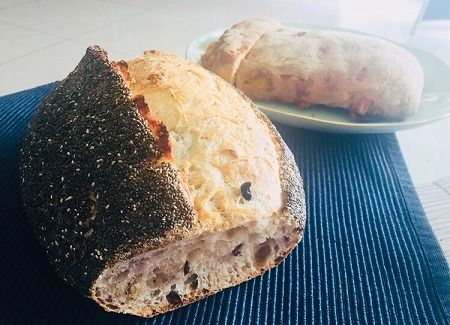 ベトナム ホーチミン サワードゥパン タオディエン Micro Boulangerie