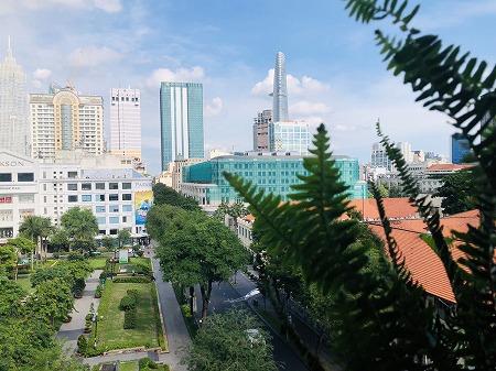 ベトナム ホーチミン コロナ状況 経済活動