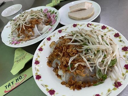 ベトナム料理・Bánh cuốn