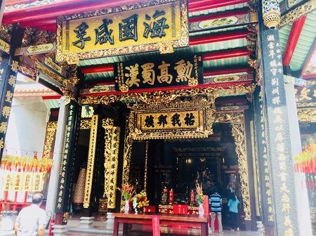 5区チョロン街のお寺