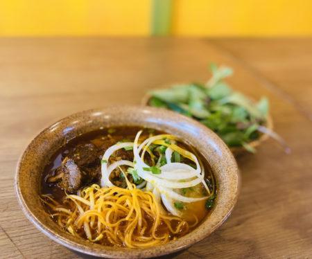 BOKHOの中華麺
