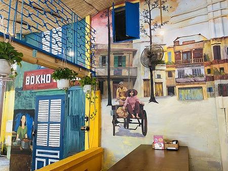 BOKHO COMAIの店内内装
