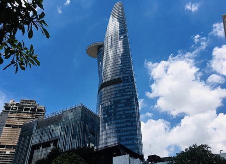 ホーチミンビテクスコタワー