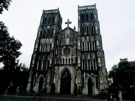 7176 ハノイの聖ジョセフ大聖堂