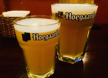 ベトナムで人気なベルギービール hoegaarden