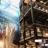 ベトナムはホーチミンで若者や家族連れに人気の海底デザイン本屋ご紹介