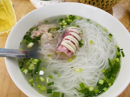 ベトナムフーコック名物麺料理BUNQUAY 単品