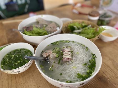 ベトナムフーコック名物麺料理BUNQUAY