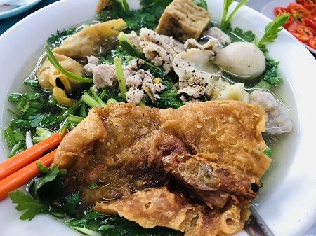 ベトナム汁麺のフーティウ・ミー
