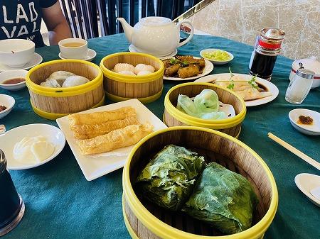 ホーチミン5区の中華レストラン DIMSUM